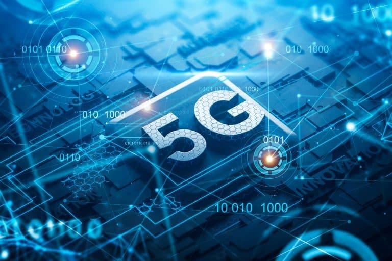 דור חמישי 5G רשת סלולרית